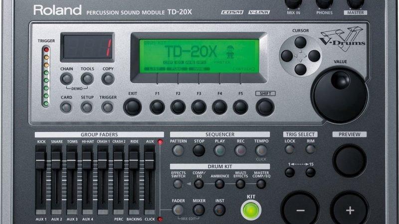 Roland TD-20X