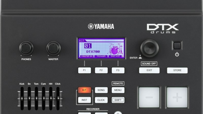 Yamaha DTX700