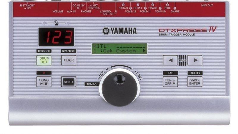Yamaha DTXP4