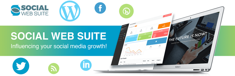 Social Web Suite - Social Sharing for Professionals